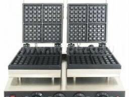 Вафельница электрическая настольная для вафель «бельгийских»