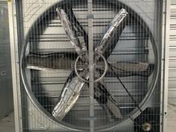 Вентилятор для теплицы ( иссик хонолар учун винтилятор)