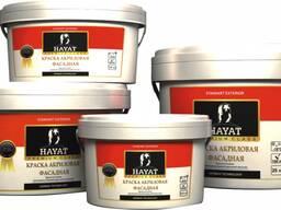 Водоэмульсионная краска HAYAT