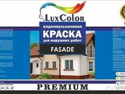 """Водоэмульсионная краска """"LUX COLOR"""" От производителя"""