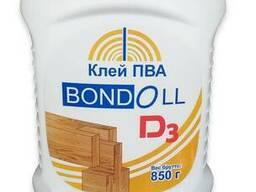 Водостойки Клей пва Bondoll D3
