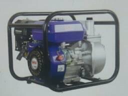 Бензиновый насос высокого давления wp80