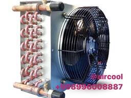 Тепловентилятор , teploventilyator (Водяной радиатор)отопительный агрегат