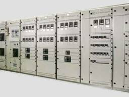 Вводно-распределительные устройства РУ 0,4 кВ ЩСН, РУСН, КТП