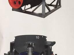 Высокоэффективная пружинная конусная дробилка CS