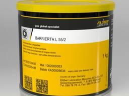 Высокотемпературная и долговременная смазка Barrierta L 55/2