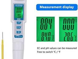 Высокоточный Профессиональный 3 в 1 тестер воды TDS/pH/TEMP