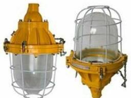 Взрывозащищенные светильники Светильник VZG-100 с креплением