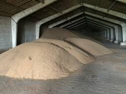 Ячмень в мешках по 35 кг, 40 кг, 50 кг. Пшеница 3.4 класса.