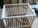 Ящик деревянный - фото 1