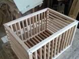 Ящик деревянный - фото 2