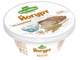 Йогурт Злаки 2.5%
