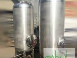 Ёмкости под давление и ресиверы от 500 до 5 000 литров