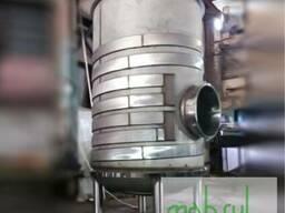 Ёмкости вакуумные с паровым нагревом от 500 до 2 000 литров
