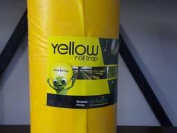 Желтые клеевые рулонные ловушки 30х100