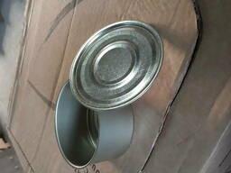 Жестяная банка для консервирования продуктов питания - photo 1