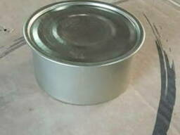 Жестяная банка для консервирования продуктов питания - photo 2