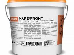 Жидкая теплоизоляция для фасадов и стен KARE FRONT