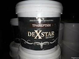 Жидкий декоротивный травертин (dexstar) - фото 8
