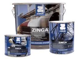 ZINGA - антикоррозионное покрытие с цинком для металла