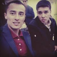 Akhtamov Ozod Khotamovich