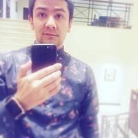 Ruzaev Sirojiddin Anvar o'g'li
