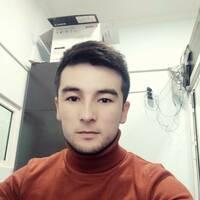 Ахролов Дониёр